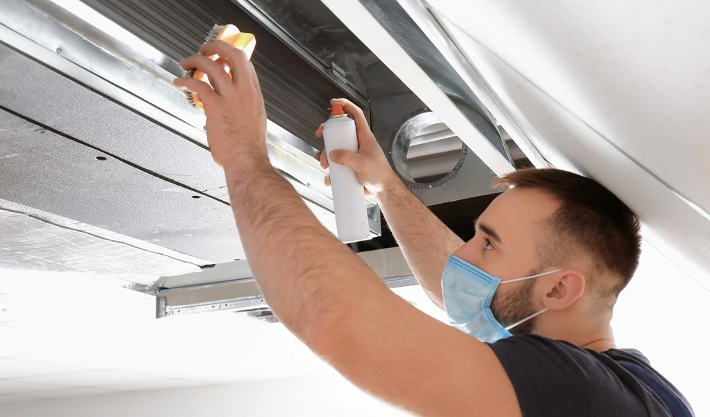 ICS: Air Duct Cleaning
